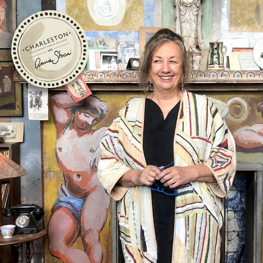 Английская меловая краска для мебели и предметов интерьера Annie Sloan: зачто еелюбят икак используют